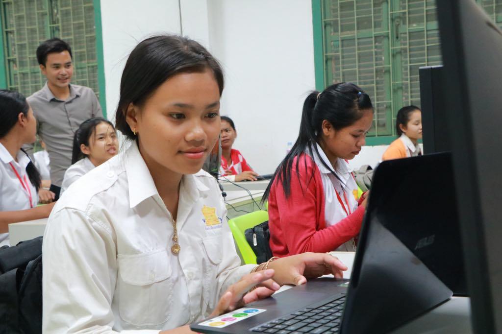 Information Communication Technology training