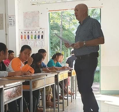 Alan Clarke Teaching Adviser IT Club